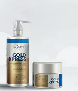 Gold Xpress Hair Pro