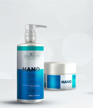 Nano Reconstrutor Hair Pro